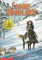 images of Caddie Woodlawn book by Carol Ryrie Brink