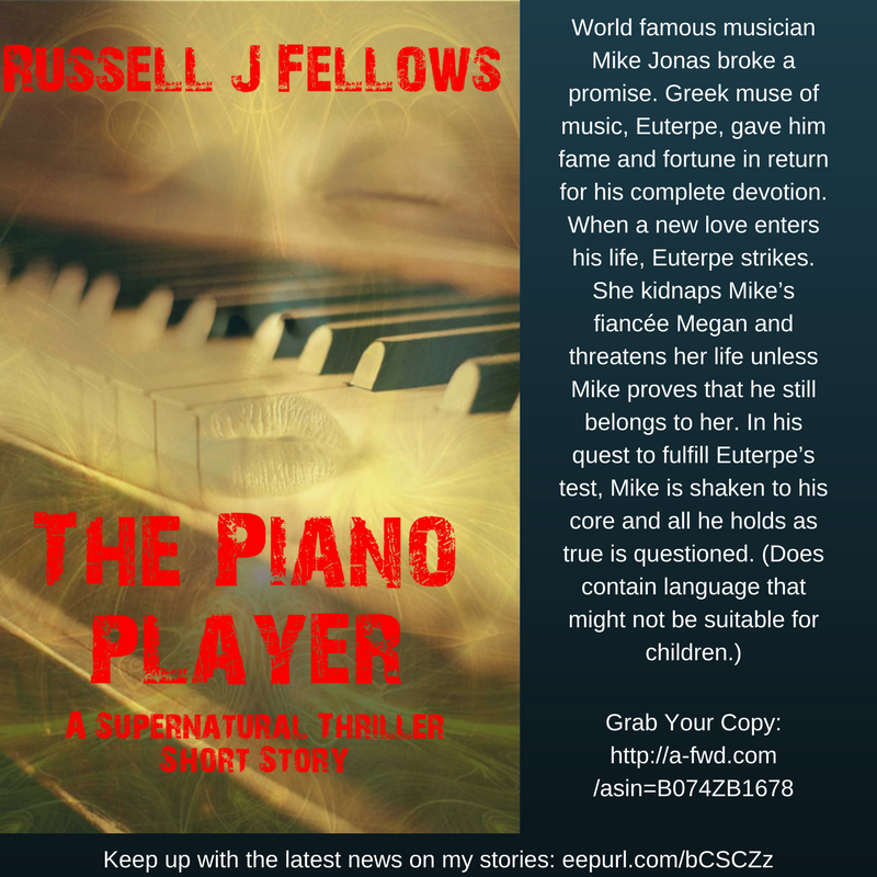 The Piano Player Promotion